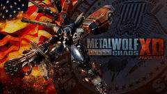 Постер Metal Wolf Chaos XD
