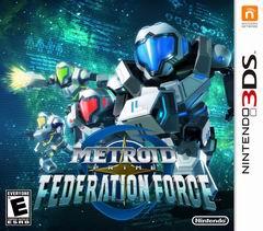 Постер Metroid Prime: Federation Force