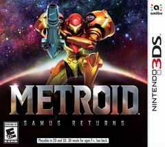 Постер Metroid: Samus Returns