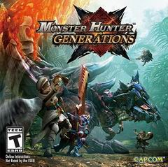 Постер Monster Hunter Generations