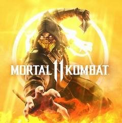 Постер Mortal Kombat 11