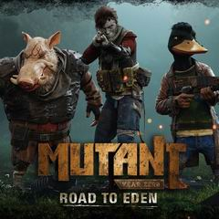Постер Mutant Year Zero: Road to Eden