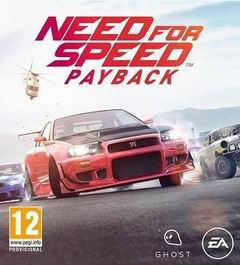 Постер Need for Speed: Payback