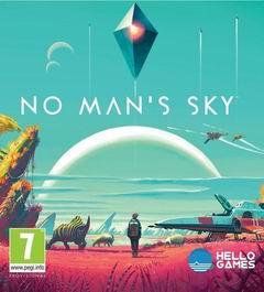 Постер No Man's Sky