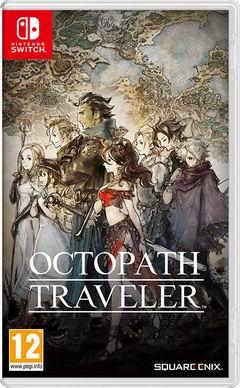 Постер Octopath Traveler