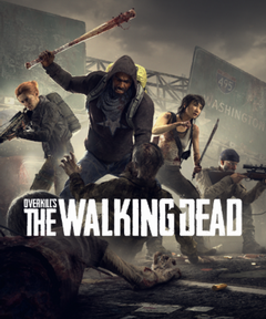 Постер Overkill's The Walking Dead