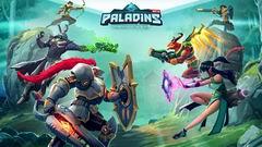 Постер Paladins