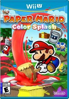 Постер Paper Mario: Color Splash