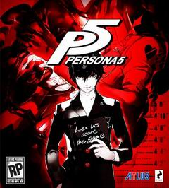 Постер Persona 5