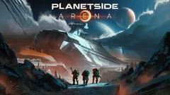 Постер PlanetSide Arena