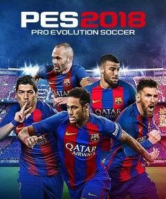 Постер Pro Evolution Soccer 2018