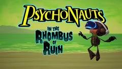 Постер Psychonauts in the Rhombus of Ruin