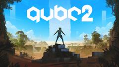 Постер Q.U.B.E. 2