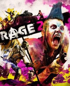 Постер Rage 2