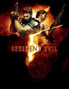 Постер Resident Evil 5