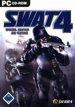 Постер SWAT 4