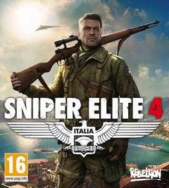 Постер Sniper Elite 4
