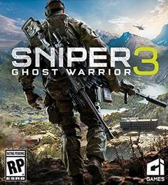 Постер Sniper: Ghost Warrior 3