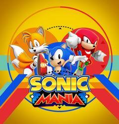 Постер Sonic Mania