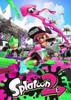 Постер Splatoon 2