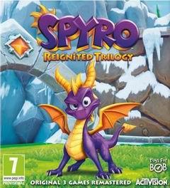 Постер Spyro Reignited Trilogy