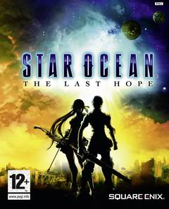 Постер Star Ocean: The Last Hope