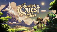 Постер SteamWorld Quest: Hand of Gilgamech