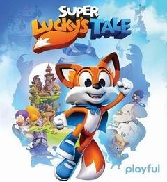 Постер Super Lucky's Tale