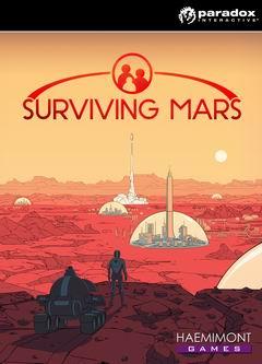 Постер Surviving on Mars