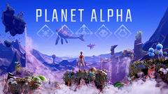Постер Planet Alpha