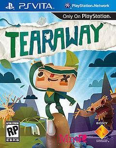 Постер Tearaway