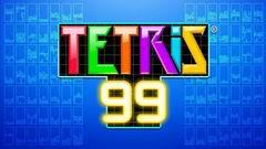 Постер Tetris 99