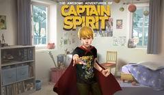 Постер The Awesome Adventures of Captain Spirit