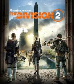 Постер Tom Clancy's The Division 2