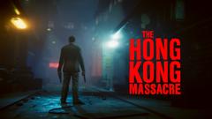 Постер The Hong Kong Massacre