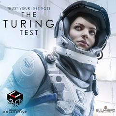 Постер The Turing Test