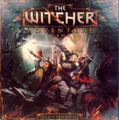Постер The Witcher Adventure Game