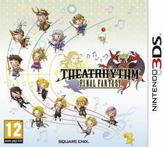 Постер Theatrhythm: Final Fantasy