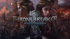 Постер Thronebreaker: The Witcher Tales