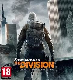 Постер Tom Clancy's The Division