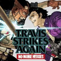 Постер Travis Strikes Again: No More Heroes
