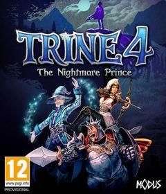 Постер Trine 4: The Nightmare Prince