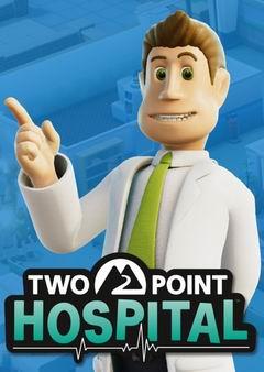 Постер Two Point Hospital