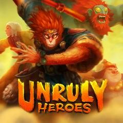 Постер Unruly Heroes