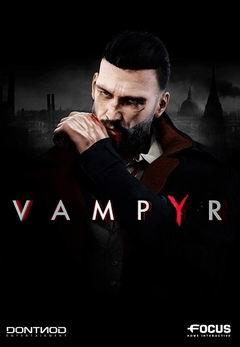 Постер Vampyr