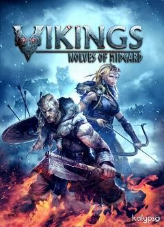 Постер Vikings - Wolves of Midgard