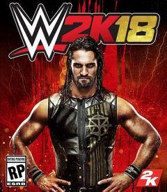 Постер WWE 2K18