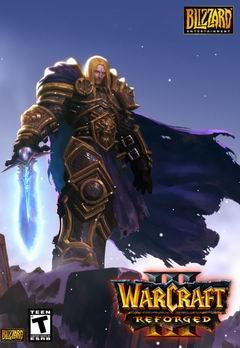 Постер WarCraft III: Reforged
