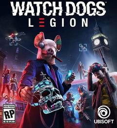 Постер Watch Dogs: Legion