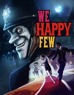 Постер We Happy Few